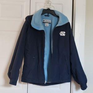UNC Columbia Coat